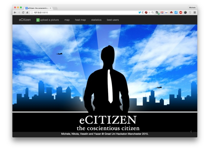 eCitizen – screenshot 1