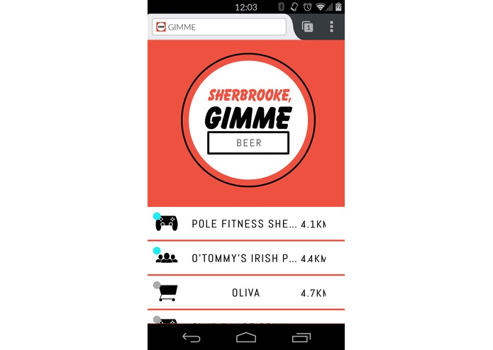 Gimme – screenshot 5