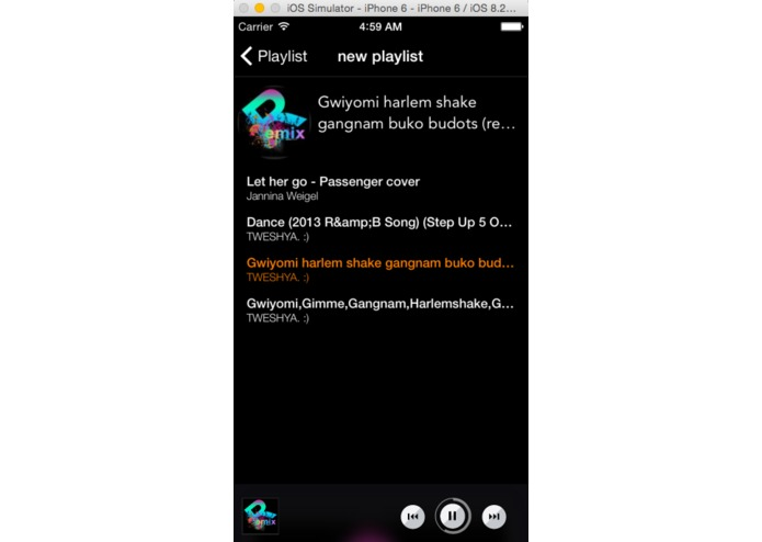 Pluuft Music – screenshot 5
