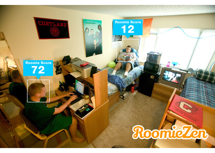 Roomiezen – screenshot 2