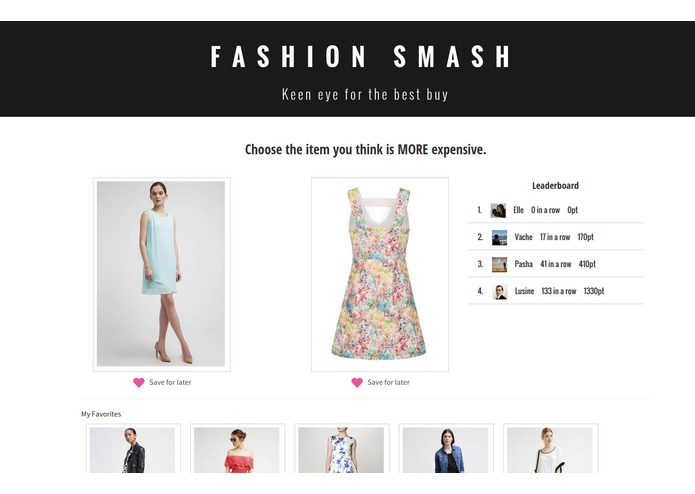 Fashion Smash – screenshot 1