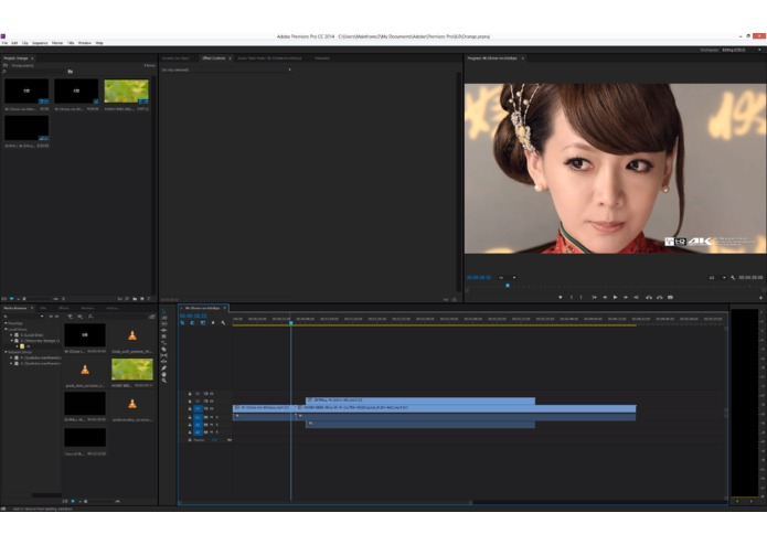 Frame: real-time 4K video editing in the cloud – screenshot 3