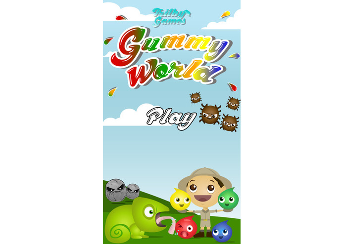 Gummy World – screenshot 5