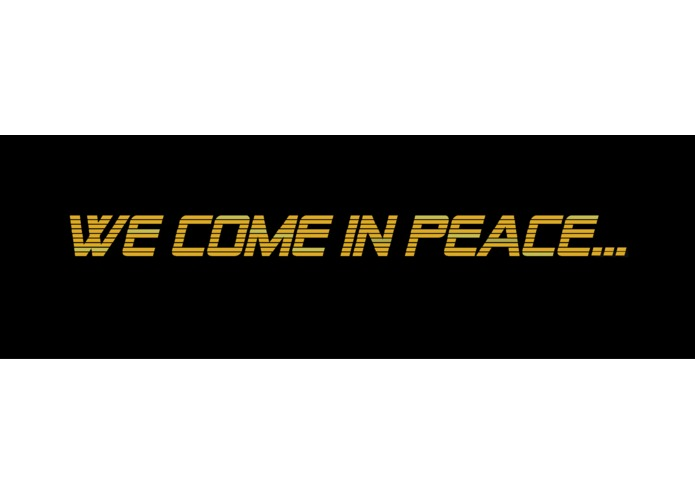 WE COME IN PEACE... – screenshot 5