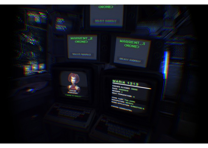 TECHNOLUST: THOUGHT CRIMES – screenshot 6