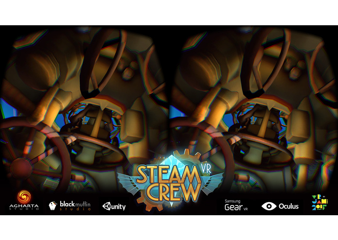 SteamCrew VR – screenshot 2