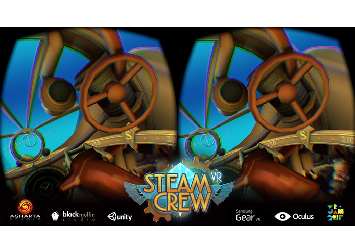 SteamCrew VR – screenshot 3