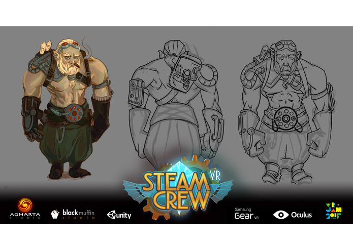 SteamCrew VR – screenshot 5