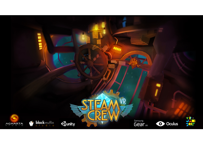 SteamCrew VR – screenshot 7