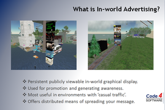 AdSoft Virtual Reality Advertising System
