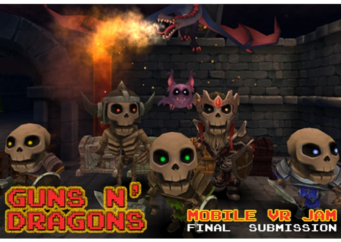 Guns N' Dragons (no download!) – screenshot 2