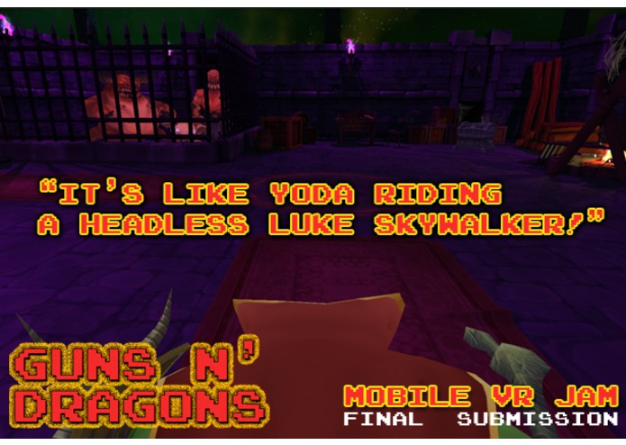 Guns N' Dragons (no download!) – screenshot 3