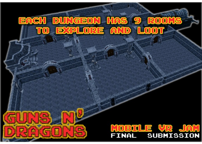Guns N' Dragons (no download!) – screenshot 4