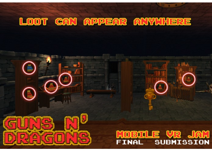 Guns N' Dragons (no download!) – screenshot 5