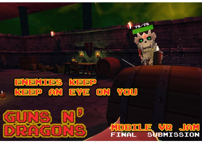 Guns N' Dragons (no download!) – screenshot 6