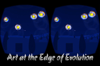 Art at the Edge of Evolution