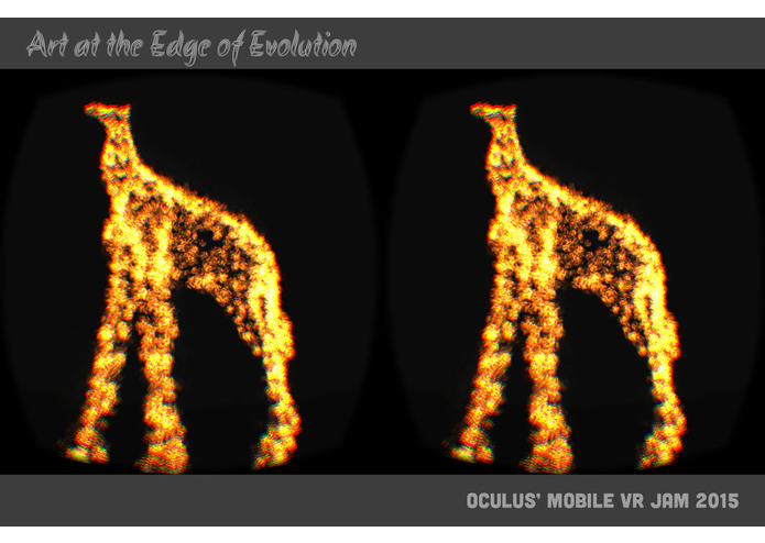 Art at the Edge of Evolution – screenshot 2