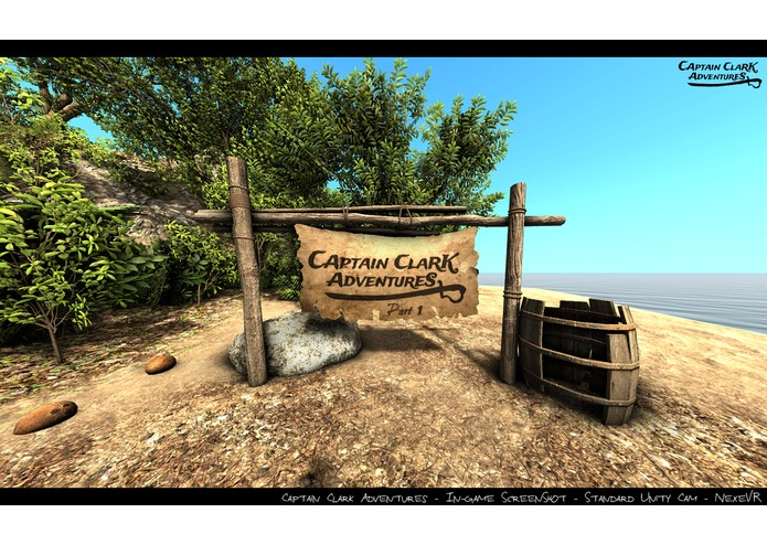 Captain Clark Adventures – screenshot 8