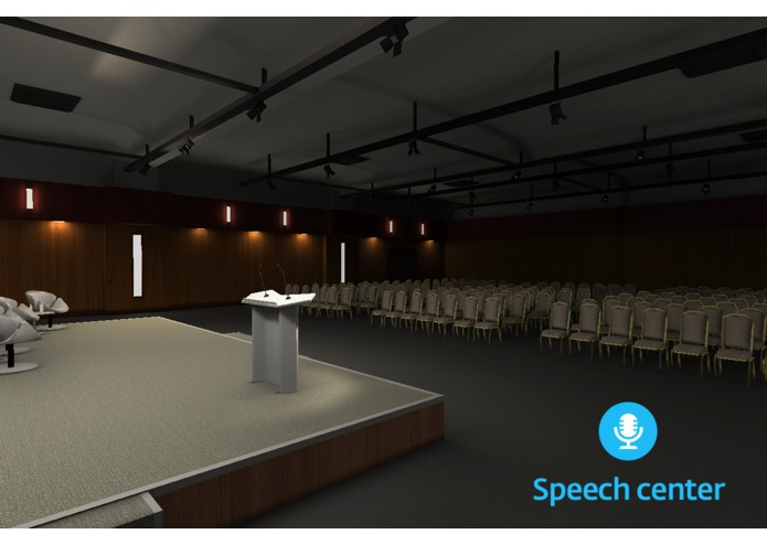 Speech Center – screenshot 1