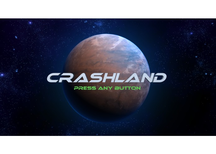 Crashland Reborn – screenshot 1