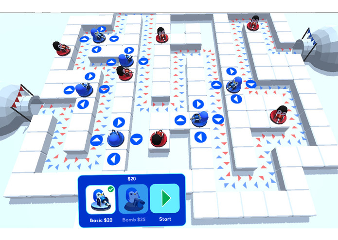 Penguin Squad – screenshot 5