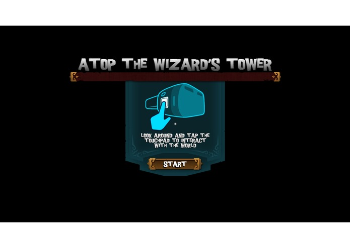 Atop The Wizard's Tower – screenshot 2