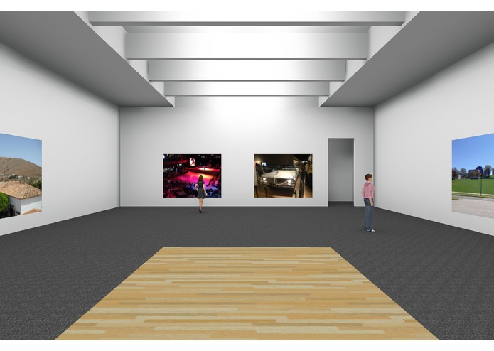 3D Gallery 3 – screenshot 1