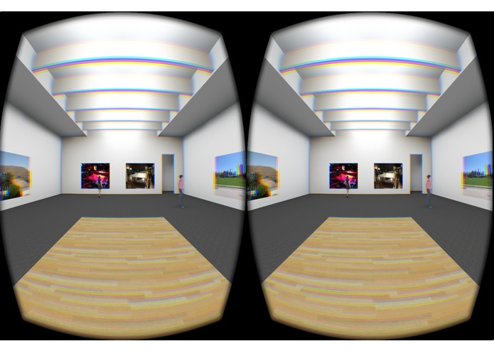3D Gallery 3 – screenshot 2