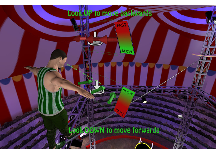 TightropeVR – screenshot 3