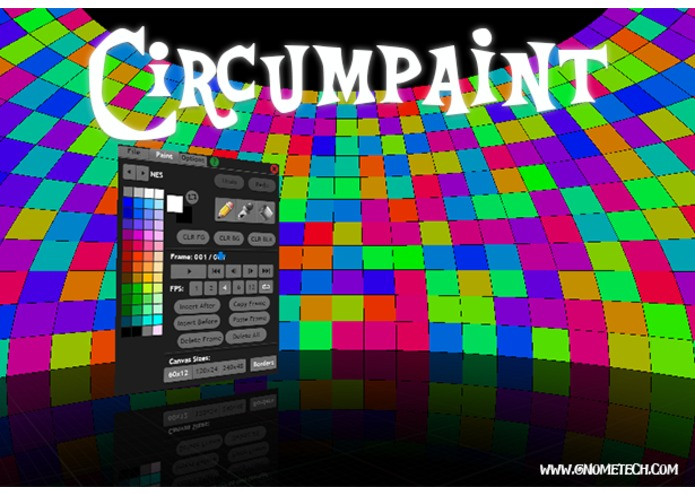 Circumpaint – screenshot 1