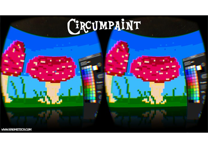 Circumpaint – screenshot 2