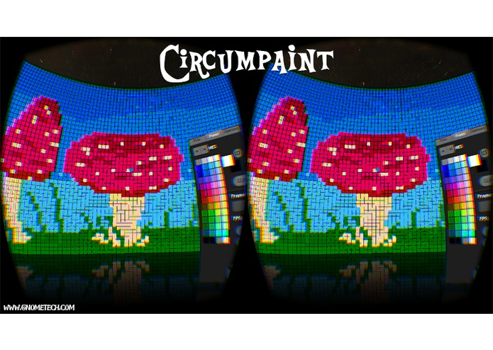 Circumpaint – screenshot 3