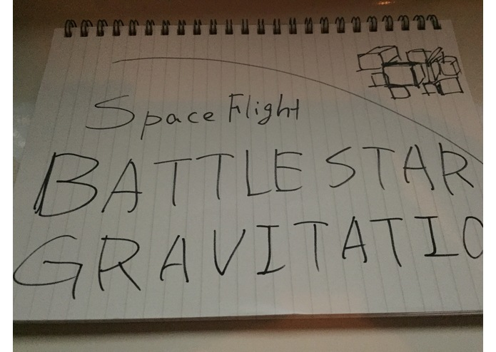 Space Flight Battle Star Gravitation – screenshot 1