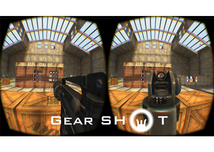 Gear SHOT – screenshot 1