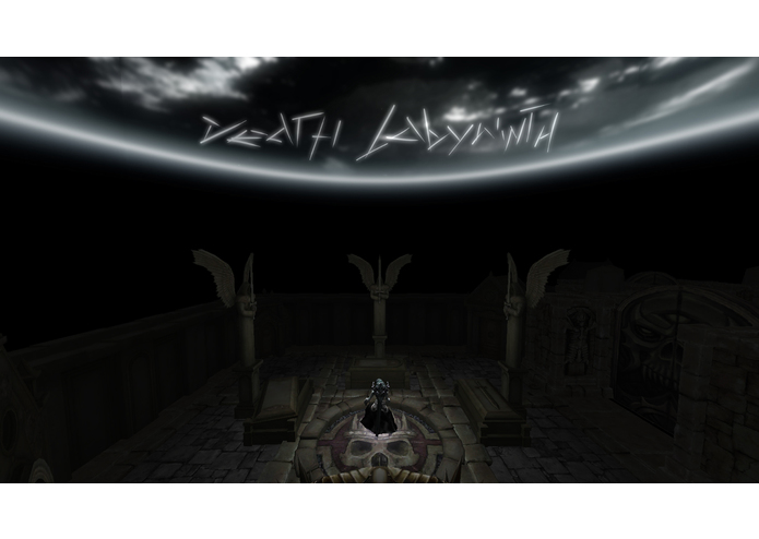 Death Labyrinth – screenshot 1
