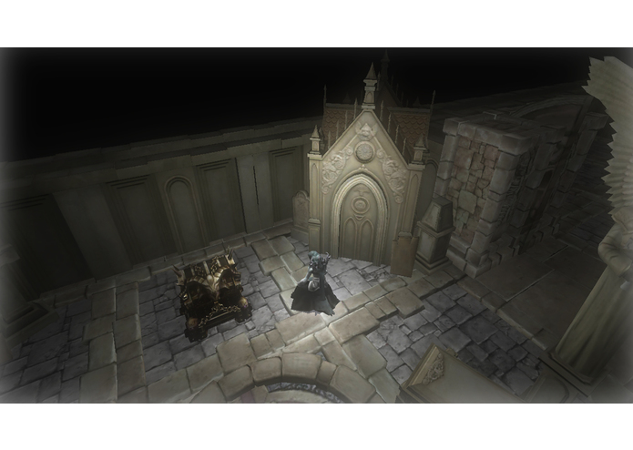 Death Labyrinth – screenshot 5