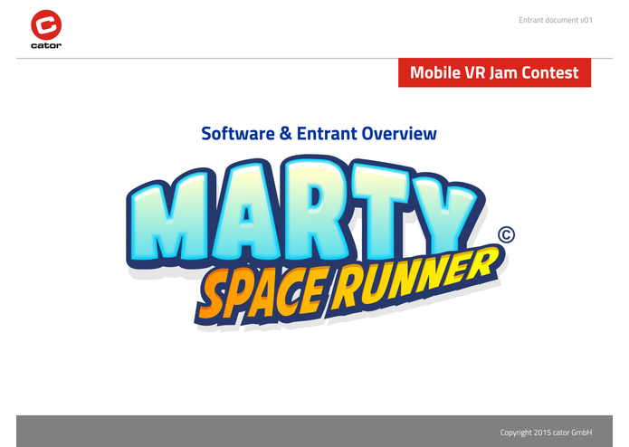 Marty Space Runner – screenshot 5