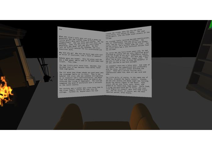 VR Reader – screenshot 2