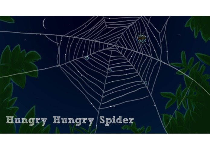 Hungry hungry spider – screenshot 4