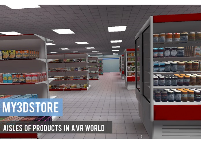My3DStore – screenshot 2