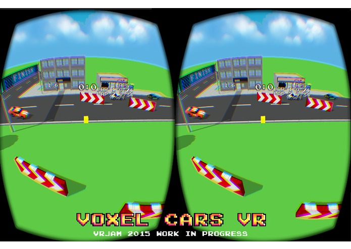 Voxel Cars Vr – screenshot 7
