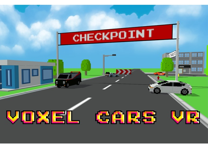 Voxel Cars Vr – screenshot 8