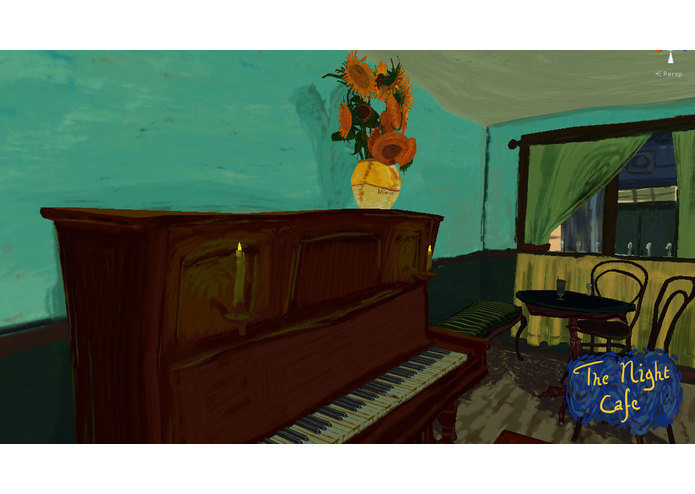 The Night Cafe - An immersive tribute to Vincent van Gogh – screenshot 4