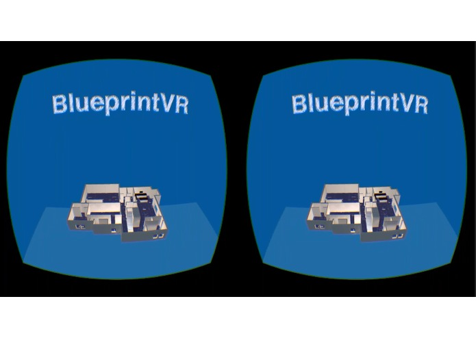 BlueprintVR – screenshot 1