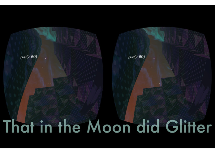 That in the Moon did Glitter – screenshot 7
