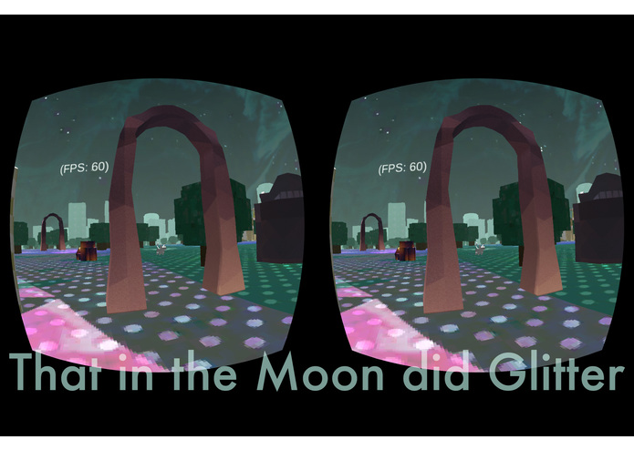 That in the Moon did Glitter – screenshot 8