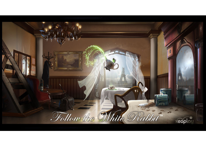 Follow the White Rabbit a VR Mystery – screenshot 1