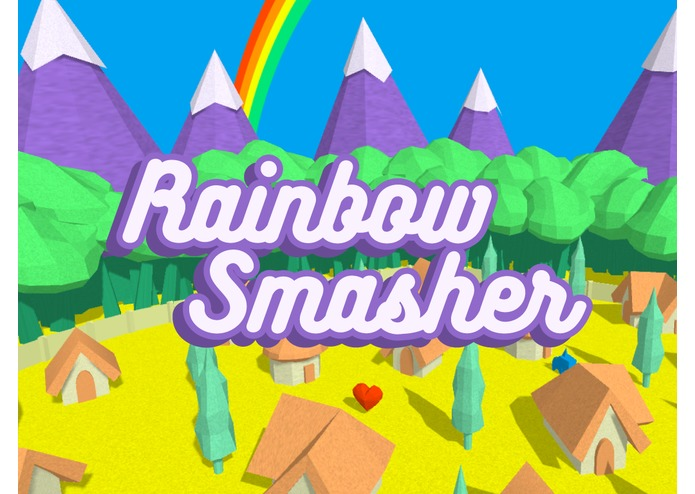 Rainbow Smasher – screenshot 1
