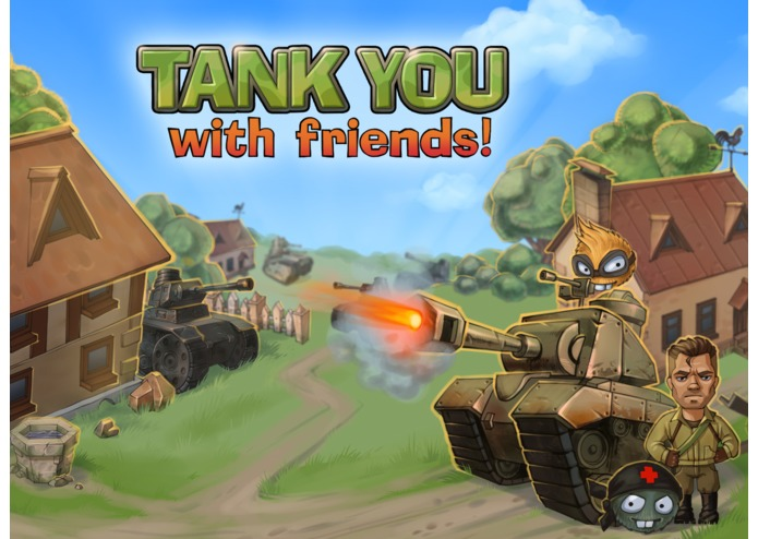 TANK YOU! – screenshot 3