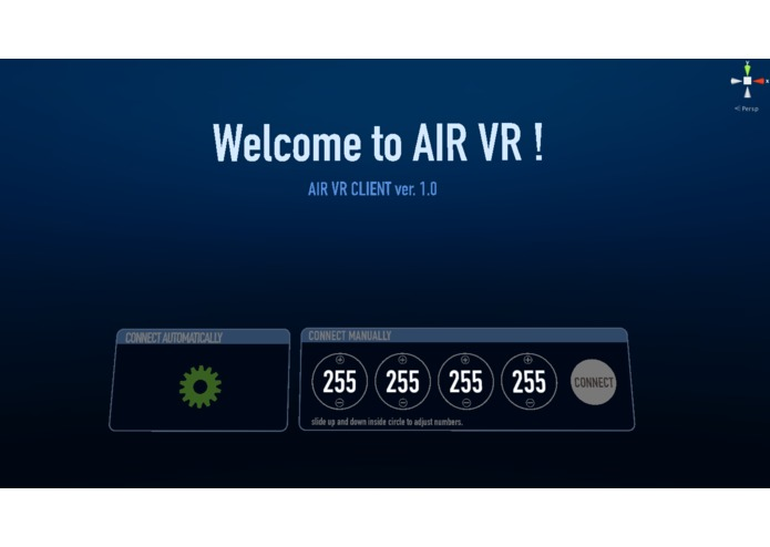 AirVR – screenshot 1